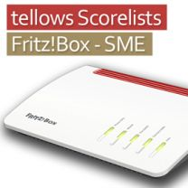 tellows Scorelists Fritzbox SME