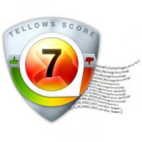 tellows score list as CSV (United Kingdom)